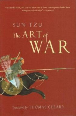 A photo of The Art of War